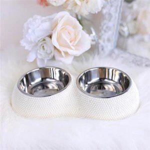 Pearl Pet Bowl Set